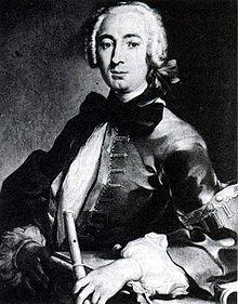 Johann Joachim Quantz (Quelle: Wikimedia)