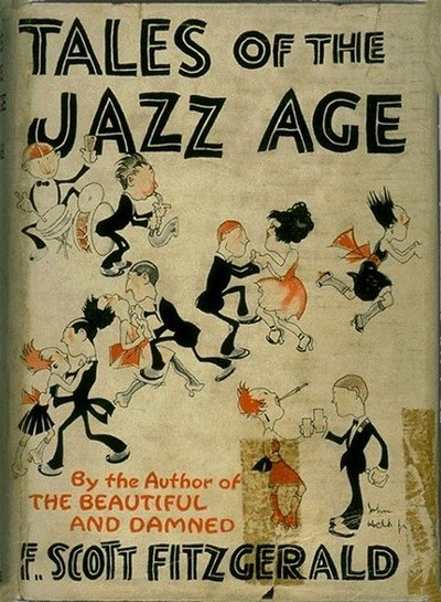 Picture of a book: Tales Of The Jazz Age