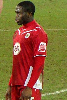 John Akinde English footballer