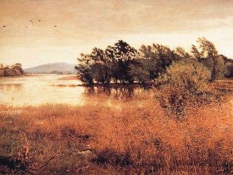 Victory O Lord! - Image: John Everett Millais Chill October