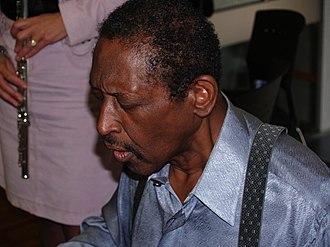 John Hicks (pianist) - Hicks in 2006