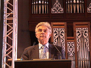 John Hill (Australian politician) - Hill opening the Museums Australia 2012 Conference at the University of Adelaide