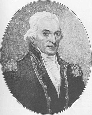 Five Dock, New South Wales - John Hunter, explorer and Governor of New South Wales