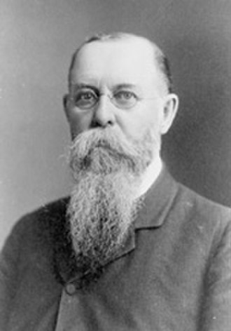1892 Democratic National Convention - Image: John L. Mitchell