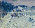 John Peter Russell - Rough sea, Morestil - Google Art Project.jpg