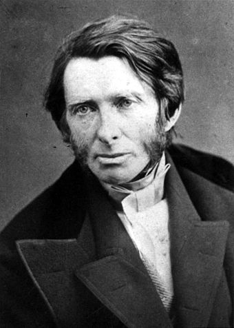 John Ruskin in the 1850s, photo from the Life magazine. John Ruskin 1850s 2.jpg
