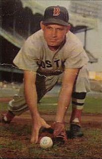 Johnny Lipon American baseball player and manager