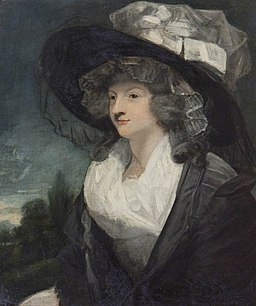 Joshua Reynolds - Portrait of Amelia Hume, Lady Farnborough (1772–1837) NTIII BELT 436039