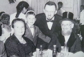 Judaism in Mexico - Mexican Jews of Polish descent in 1961