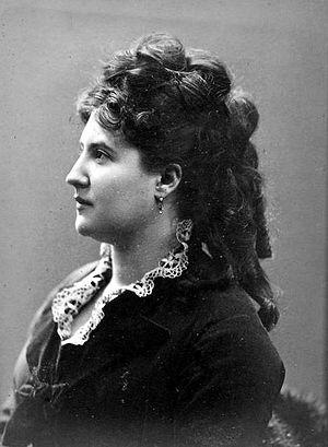 Judith Gautier - Image: Judith Gautier circa 1880