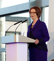 Julia Gillard delivers keynote speech at the National Assemby for Wales, July 2015. Cropped.png