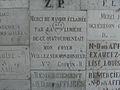 Jumet - Chapelle Notre-Dame des Affligés - ex-voto - 02.jpg