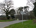 Junction near Camp Farm, Staffordshire - geograph.org.uk - 366840.jpg