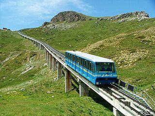 St. Moritz–Corviglia Funicular
