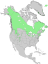 Juniperus communis North American range map 0.png