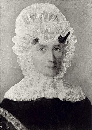 Nicolas Chopin - Justyna Chopin, née Krzyżanowska, wife of Nicolas and mother of Frédéric