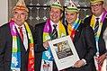 Kölner Dreigestirn - Vertragsunterzeichnung Sessionsvertrag und Rathausempfang 2014-1555.jpg