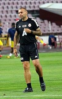 Krasimir Chomakov Bulgarian footballer