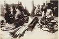 KITLV 3955 - Kassian Céphas - Wayang beber show of the desa Gelaran at the home of Dr. Wahidin Soedirohoesoedo at Yogyakarta - Around 1902.tif
