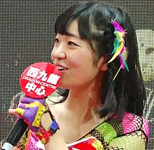 Kamen Joshi Fan Meeting in HK 02.jpg