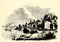 Kansas City in 1843, drawing from Centennial History of Oregon.png