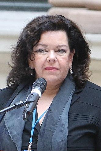 Karen Pierce - Pierce in 2016