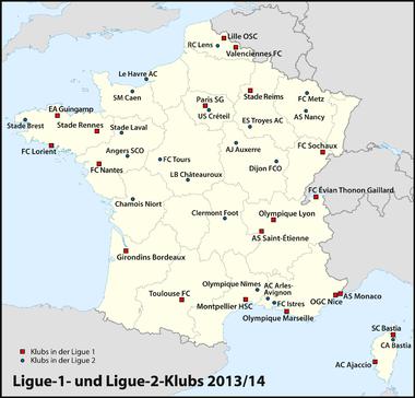 französische liga torschützenliste