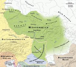 Kart over Moravia Svatopluk I.png