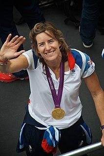 Katherine Grainger British rower