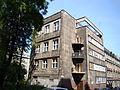 Katowice, Budynek będący pozostałością skrzydła mieszkalnego Muzeum Śląskiego ul. St. Kobylińskiego 5 03.JPG