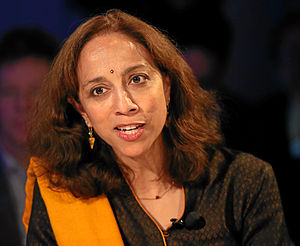 Kavita Ramdas - Ramdas at the World Economic Forum Annual Meeting in 2013