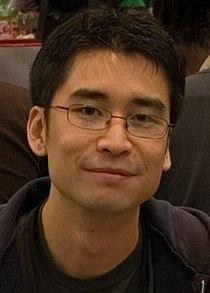 Kazu Kibuishi (cropped).jpg