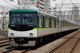 Keihan Electric Railway - Series 6000 - 01.JPG