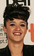 Keisha Castle-Hughes at TIFF 2009 (headshot).jpg