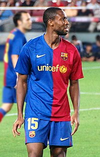 Image illustrative de l'article Seydou Keita (football)