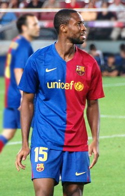 Keita August 2008 Joan Gamper Trophy.jpg