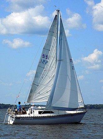 Kelt 7.6 - Image: Kelt 7.6 sailboat Astraeus 3660