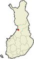 Kempele Suomen maakuntakartalla.png