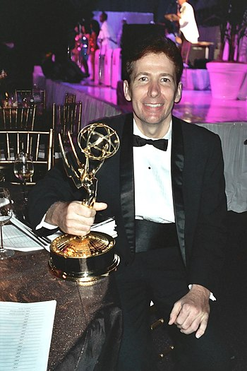 Ken Lillig at the 1994 Emmys