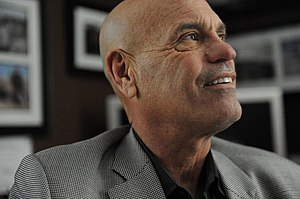 Ken Baxter (businessman) - Ken Baxter at his PMA Realty office in Las Vegas, NV