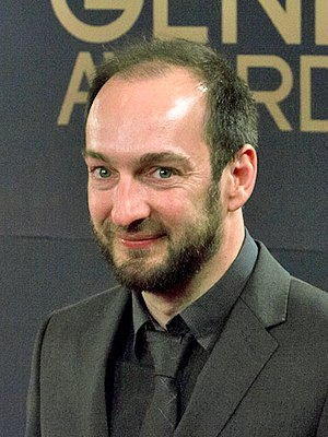 Ken Scott (filmmaker) - Scott at the 2012 Genie Awards