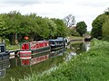 Kennet and Avon canal at Horton Bridge - geograph.org.uk - 1314165.jpg
