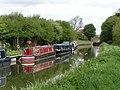 Kennet and Avon canal at Horton Bridge - geograph.org.uk - 1314165.jpg