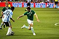 Kevin Kilbane vs Lionel Messi.jpg