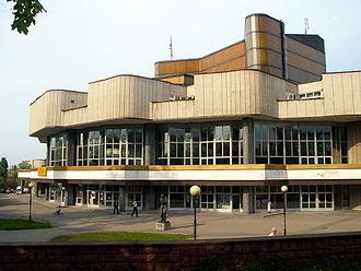 TVP3 Kielce - Kieleckie Centrum Kultury - Headquarters of TVP3 Kielce