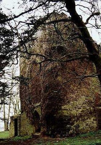 Kilmahew Castle - Kilmahew Castle