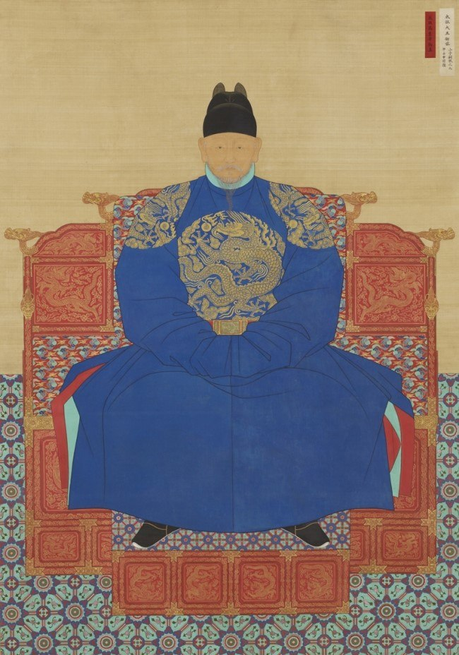 King Taejo Yi 02