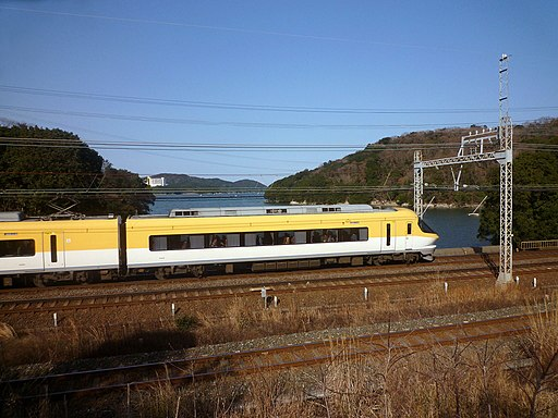 Kintetsu Toba Line 23000 series 20100104
