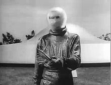 The Day The Earth Stood Still - Klaatu quote | Quotes by ... |The Day The Earth Stood Still 1951 Klaatu