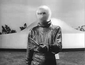 Church of the SubGenius - Klaatu, a character from the 1951 American science fiction film The Day the Earth Stood Still, who is celebrated by the Church of the SubGenius.